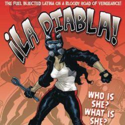 La Diabla #1 by Eric Powell