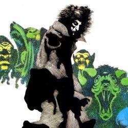 Sandman Morpheus by Kelley Jones