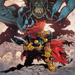 Beta Ray Bill issue 1 featured