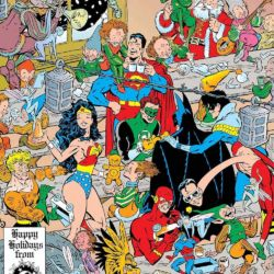 Christmas With the Superheroes 2 Featured