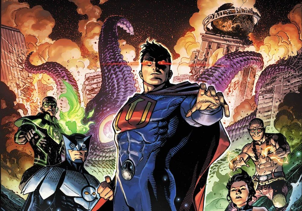 Crime Syndicate 1 Featured
