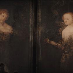 Dark Netflix Paradise burnt Adam and Eve painting