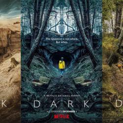 Dark Netflix poster trilogy
