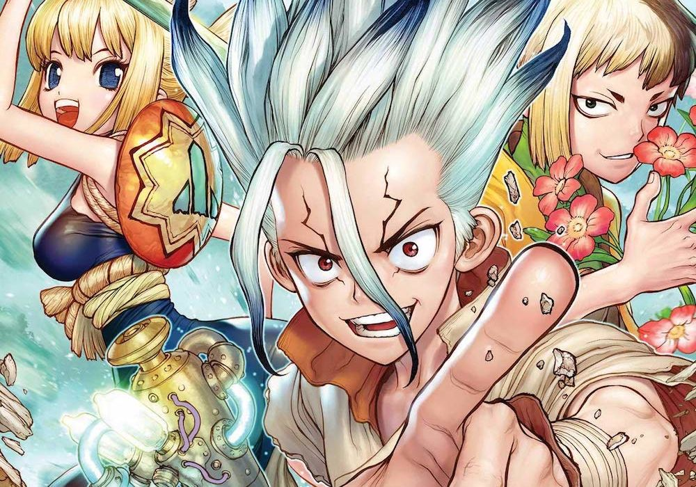 Dr Stone Vol 12 Featured