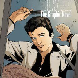 Elvis Graphic Novel Featured