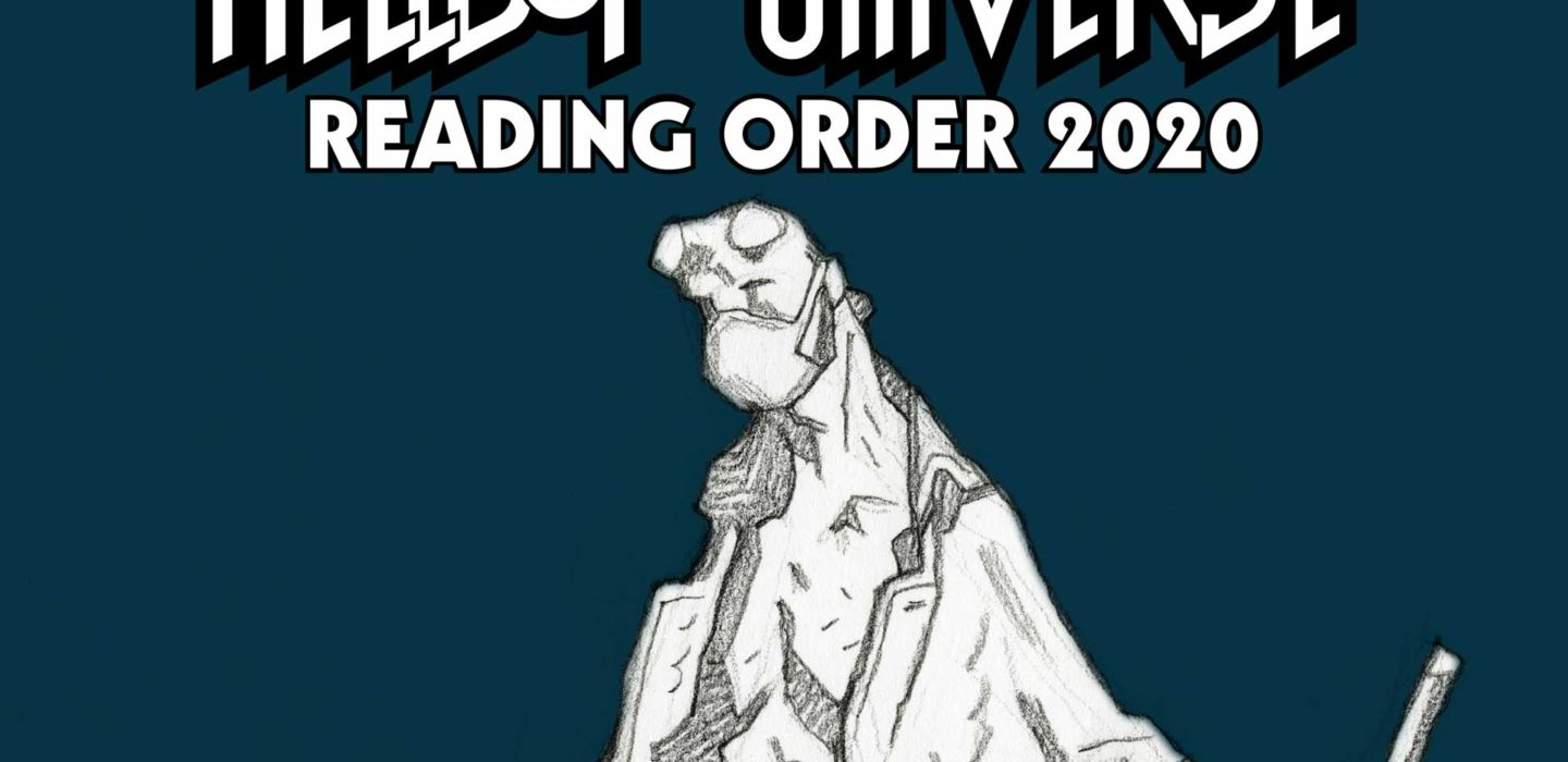 Feature: Hellboy Reading Order 2020