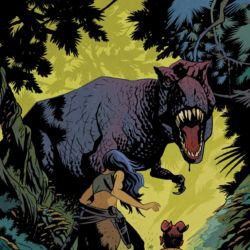 Feature: Young Hellboy: The Hidden Land #2