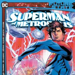 Future State Superman of Metropolis 1 Featured