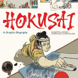 Hokusai A Graphic Biography featured