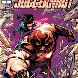 Juggernaut issue 5 featured