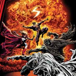 King in Black Thunderbolts issue 3 featured