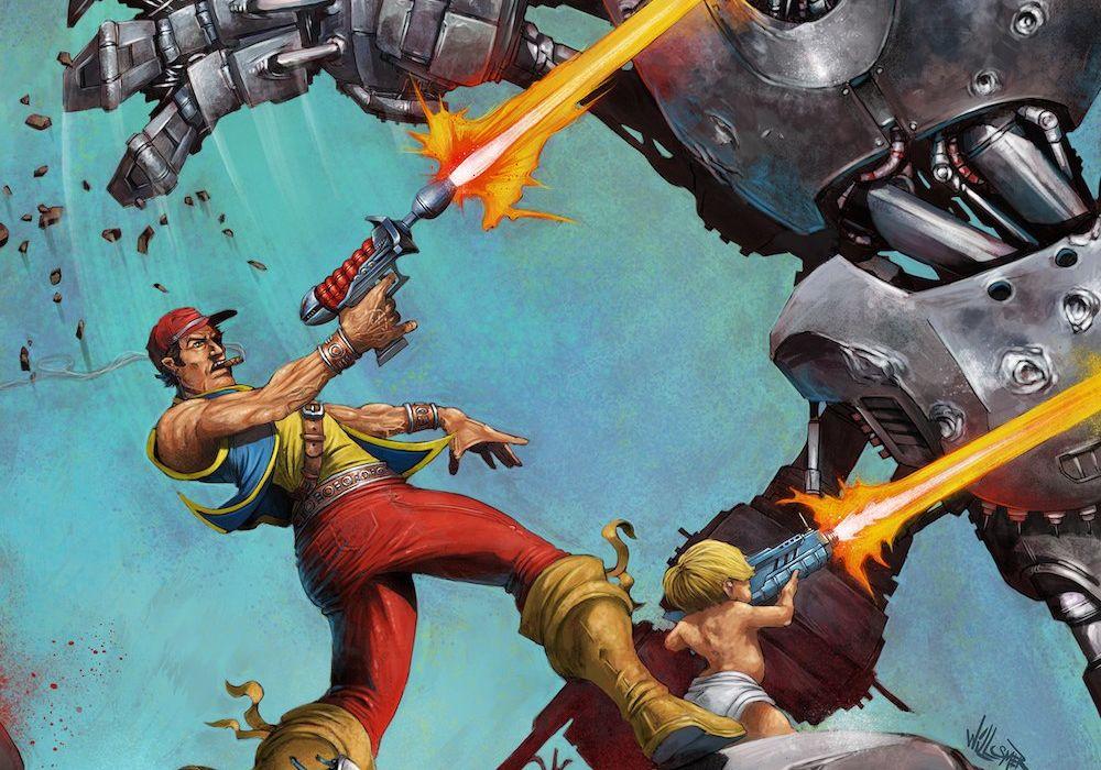 2000 AD Art Stars Toby Willsmer Featured 2021