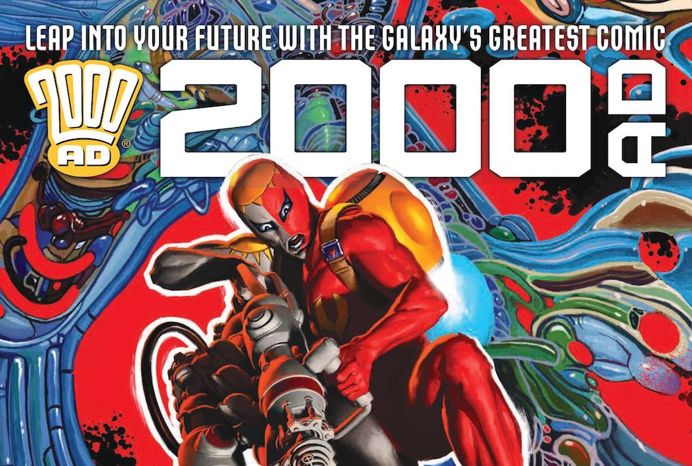 2000 AD Prog 2214 Featured