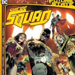 Future State Suicide Squad 1 Featured