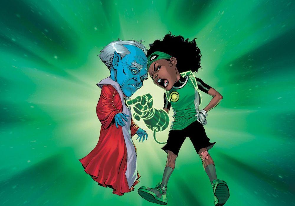 Green Lantern 1 Featured