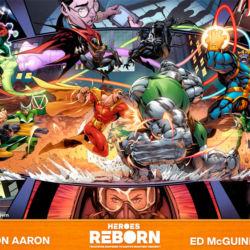 Heroes Reborn 2021 reveal banner