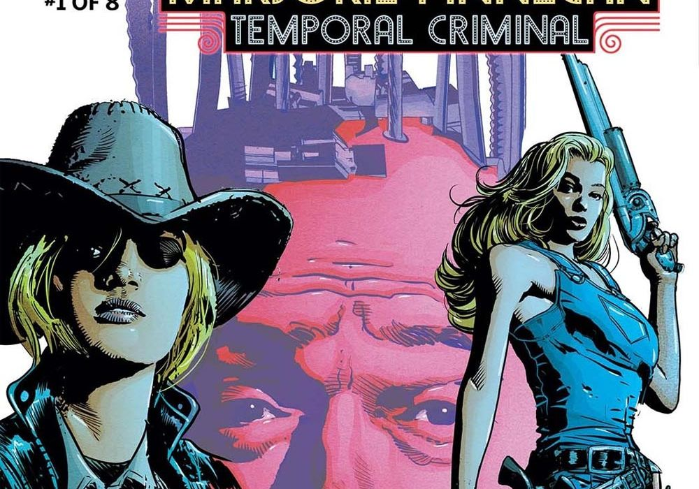 Marjorie Finnegan Temporal Criminal issue 1 featured