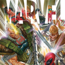Marvel issue 4 featured