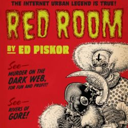 Red Room issue 1 featured