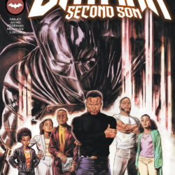 The Next Batman Second Son featured
