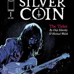 The Silver Coin issue 1 featured