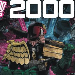 2000 AD Prog 2217 Featured
