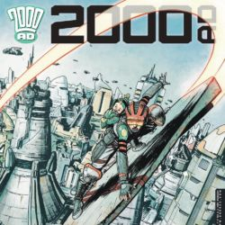 2000 AD Prog 2219 Featured