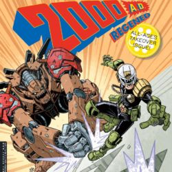2000 AD Prog 2220 Featured