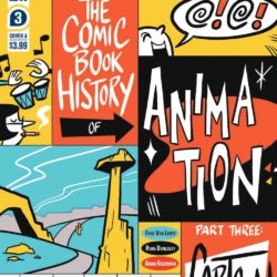 Comic Book History of Animation 3 Featured