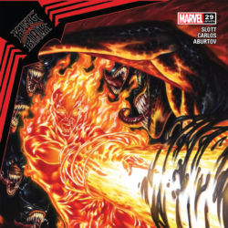Fantastic Four issue 29 final cover featured