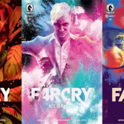 Far Cry Rite of Passage covers