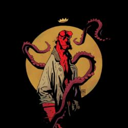 Featire: Hellboy Universe Essentials: Hellboy