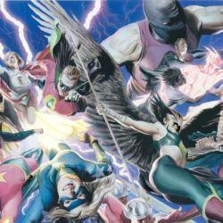 JSA Black Vengeance Featured Image