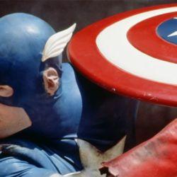 Matt Salinger Captain America