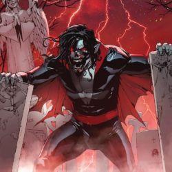 Morbius Bond of Blood #1 Featured