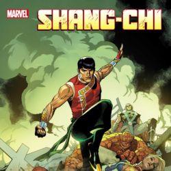 Shanag-Chi #1 featured