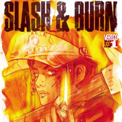 Slash and Burn issue 1 featured