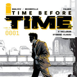 Time Before Time issue 1 main cover featured
