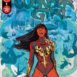 Wonder Girl 1 Featured