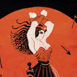 Wonder Woman by Matias Bergara featured