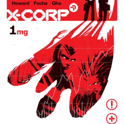 X-Corp issue 1 featured