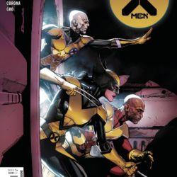 X-Men #18 featured