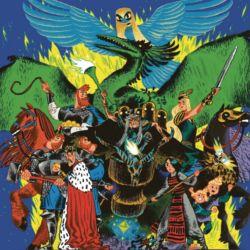 Gamayun Tales v2 by Alexander Utkin