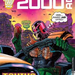 2000 AD Prog 2221 Featured