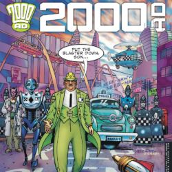 2000 AD Prog 2222 Featured