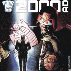 2000 AD Prog 2225 Featured