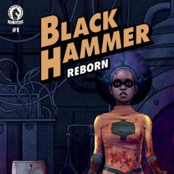 Black Hammer Reborn issue 1 featured