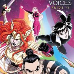 Marvel Voices Pride featured
