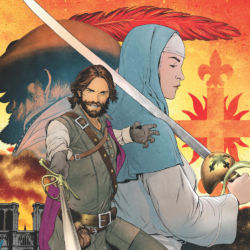 Seven Swords issue 1 featured