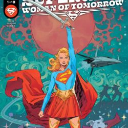 Supergirl Woman of Tomorrow featured